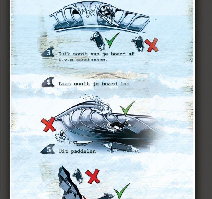 Tips voor surfers