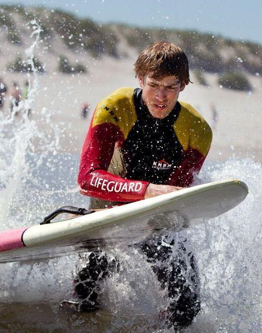 Lifeguard worden - vrijwilliger - vacatures KNRM