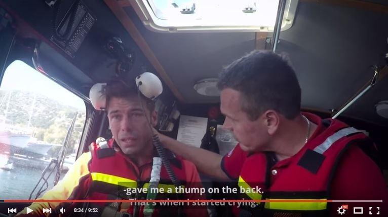 Video Swedish Sea Rescue Society