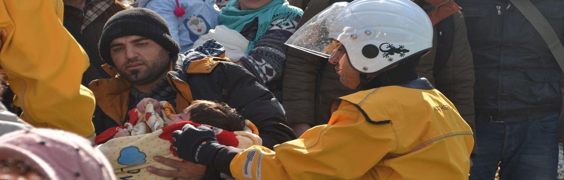 Samos  Foto: Hellenic Rescue Team