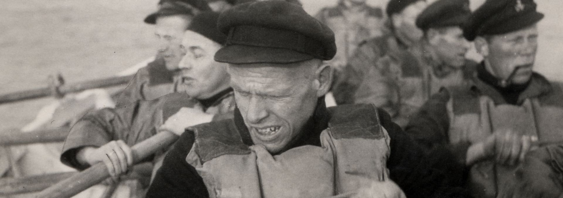 1920 KNRM roeiredders Vlieland