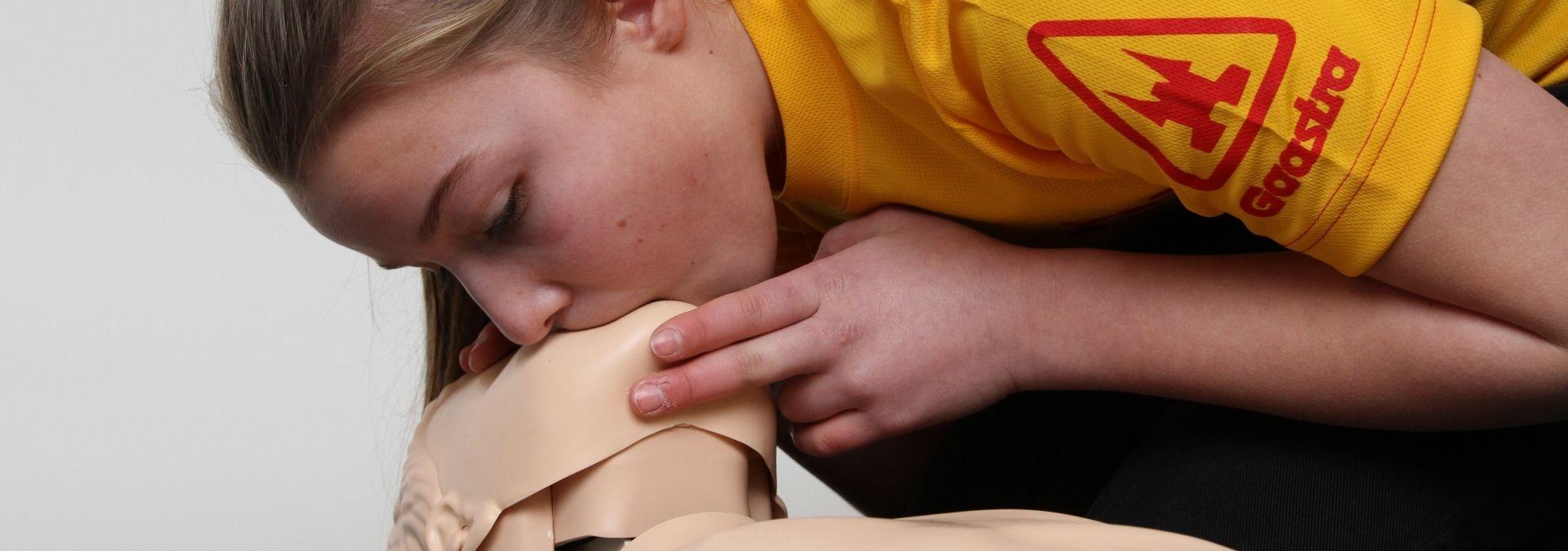 Dutch Lifeguards opleiding ehbo Jonge Redders