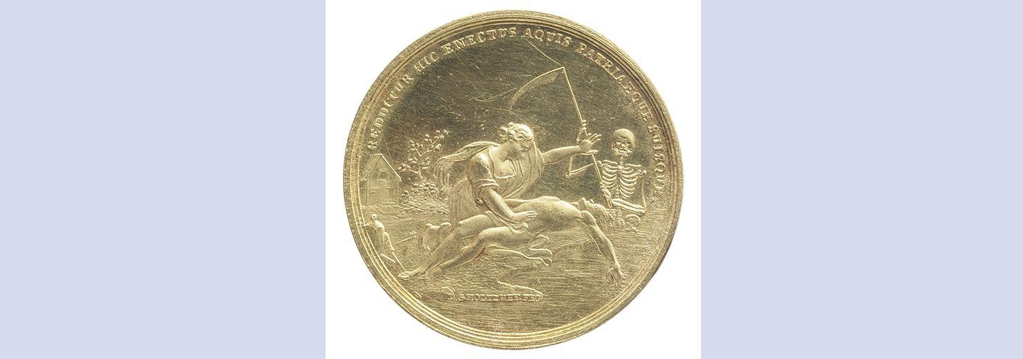 Medaille maatschappij tot redding van drenkelingen