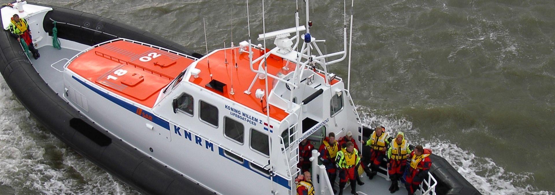 Reddingboot Koning Willem I