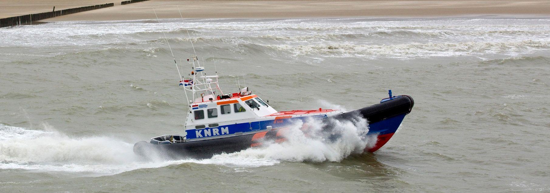 Reddingboot Zeemanshoop | Fotograaf: Flying Focus