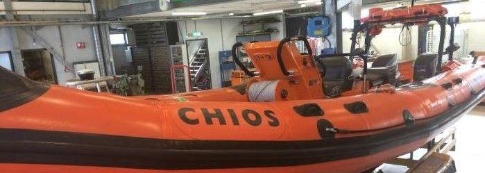 Reddingboot Chios