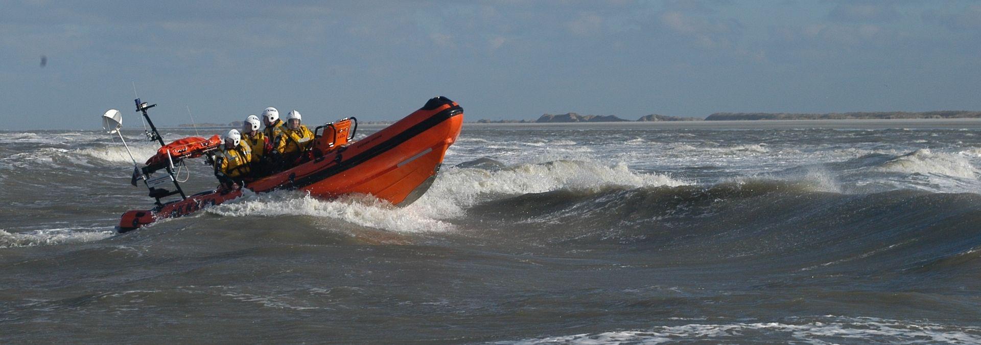 Reddingboot Edzard Jacob