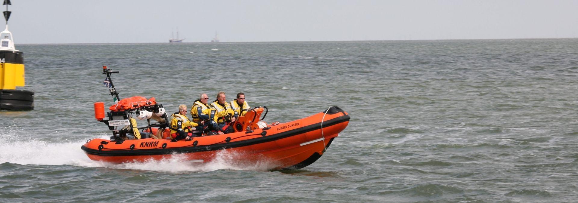 Reddingboot Huibert Dijkstra