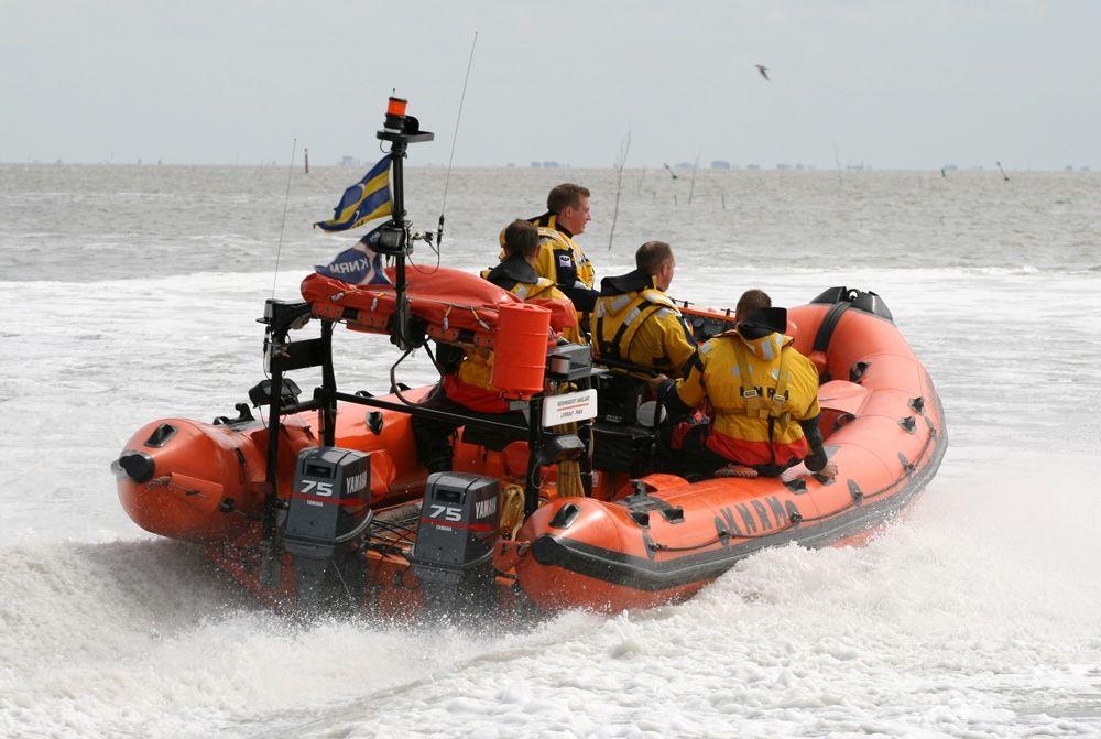Reddingboot Maria Hofker