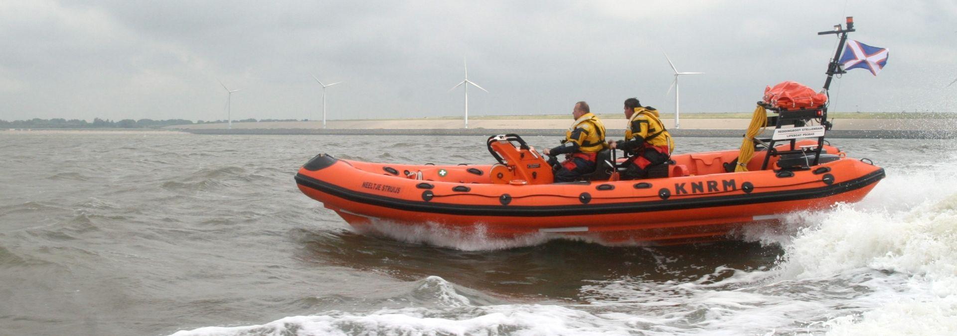 Reddingboot Neeltje Struijs