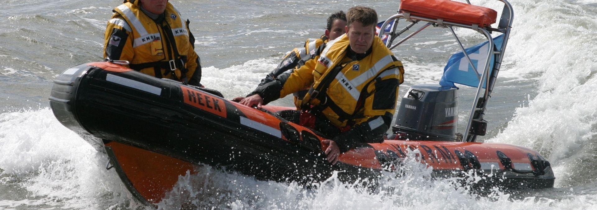 Reddingboot Heek