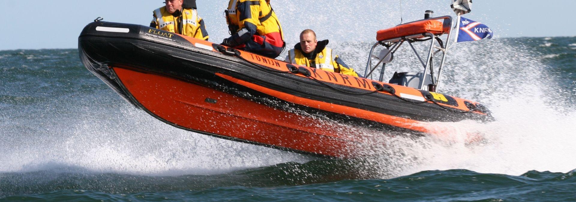 Reddingboot Tonijn