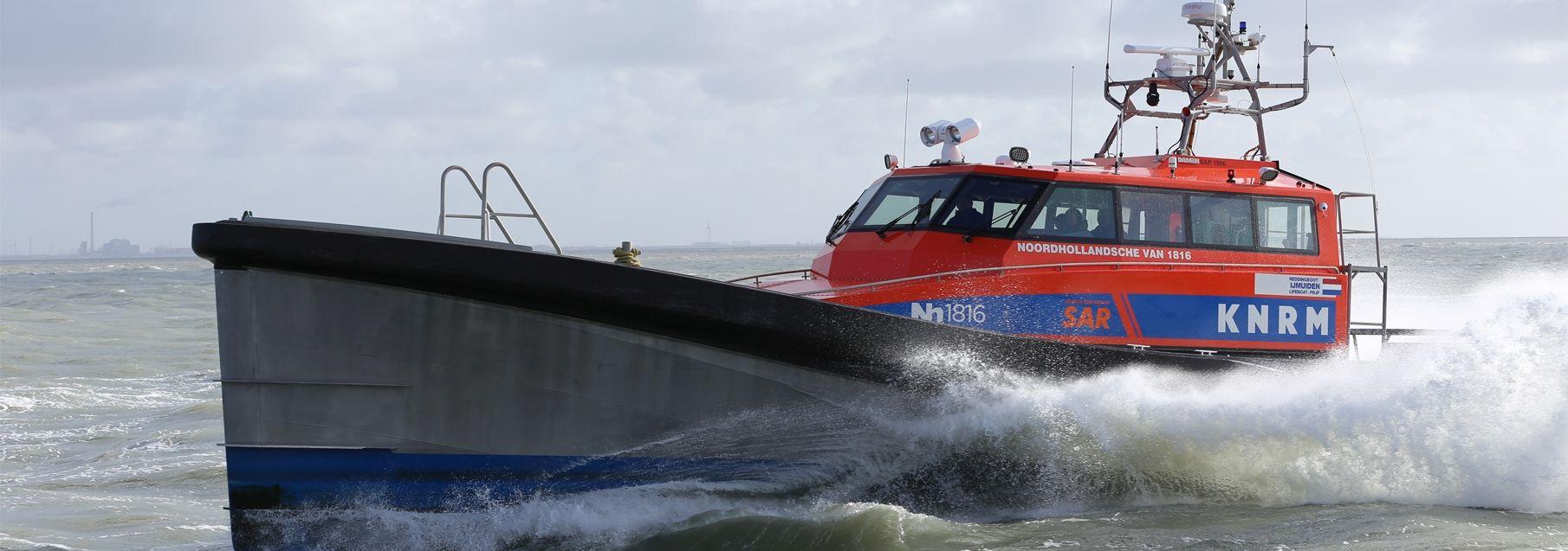 Reddingboot Nh1816