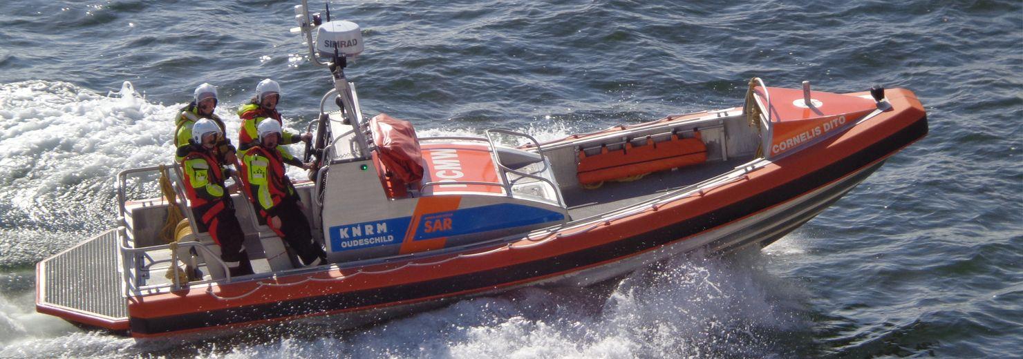 Reddingboot Cornelis Dito