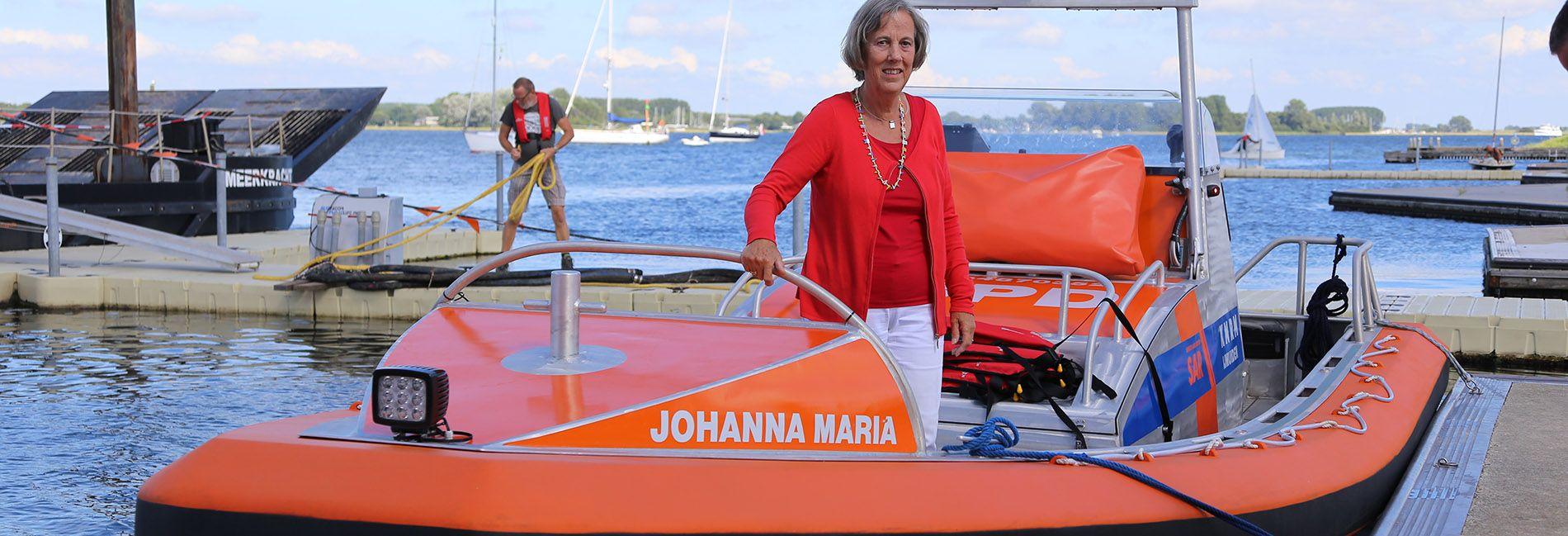 Reddingboot Johanna Maria