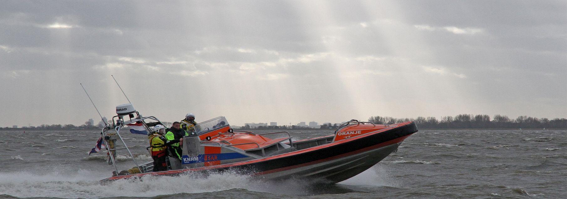 Reddingboot Oranje