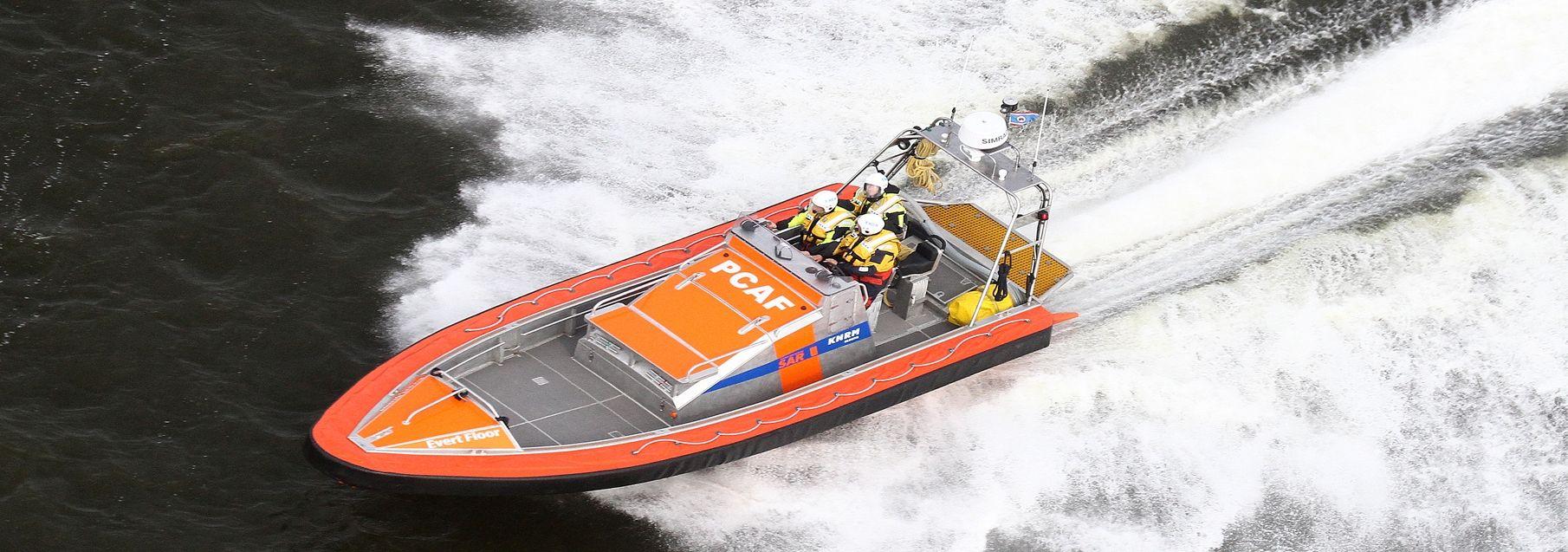 Reddingboot Evert Floor