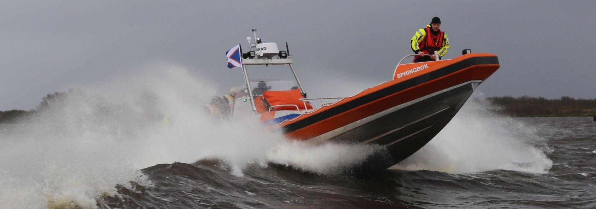 Reddingboot Springbok