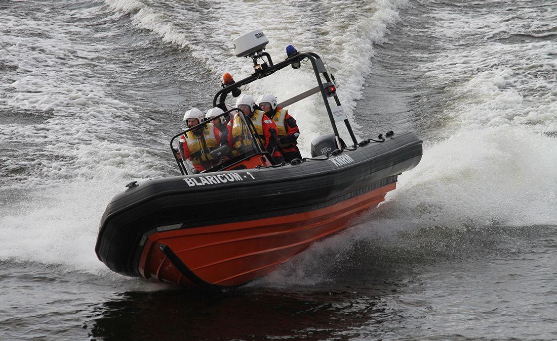 Reddingboot Blaricum 1