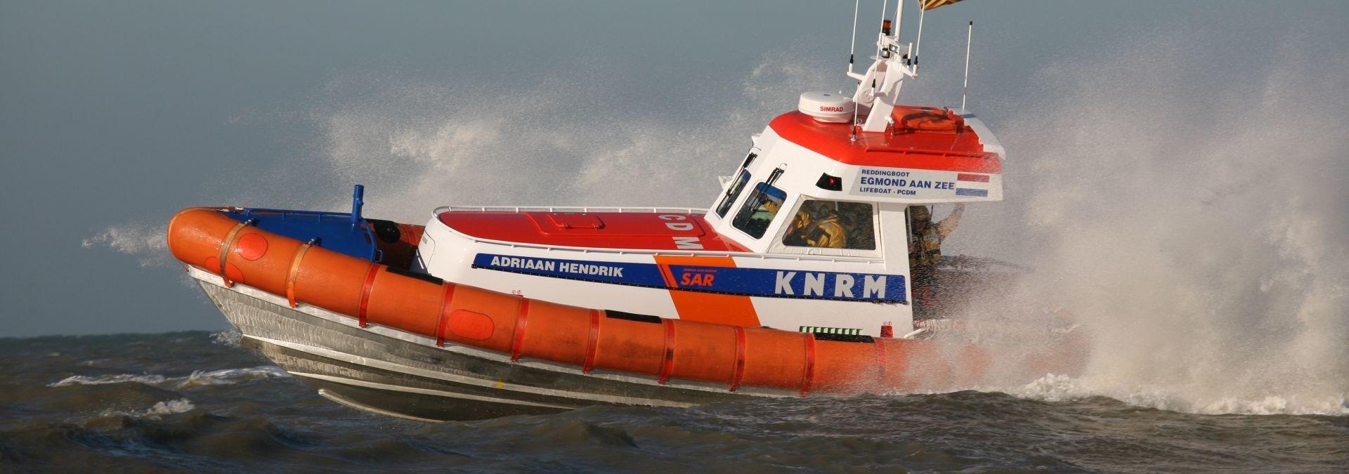 Reddingboot Adriaan Hendrik