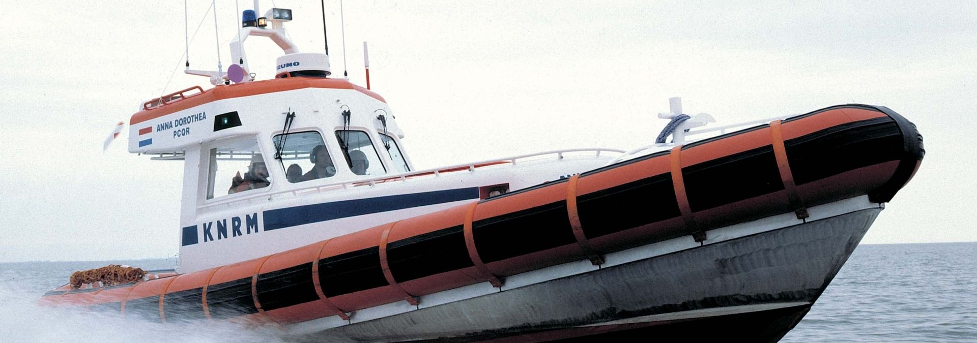 Reddingboot Anna Dorothea