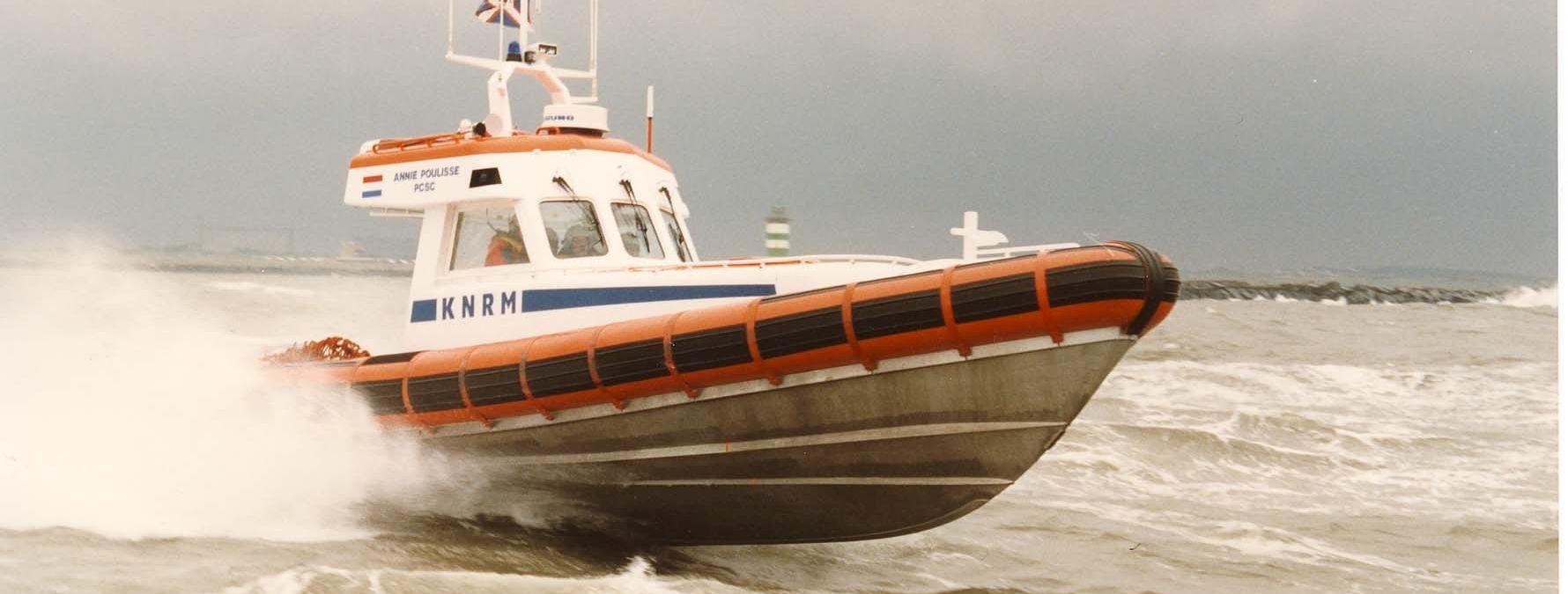 Reddingboot Annie Poulisse