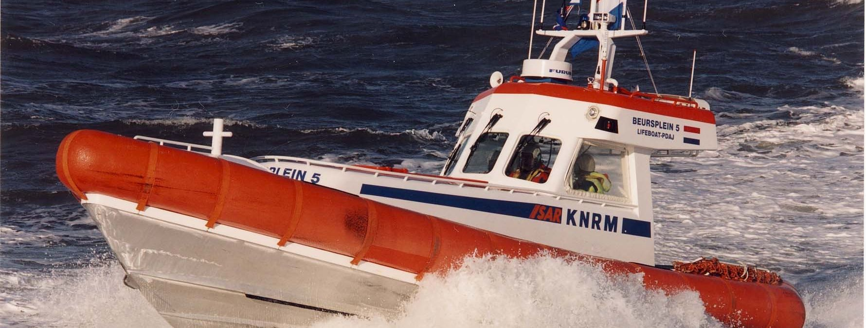 Reddingboot Beursplein 5