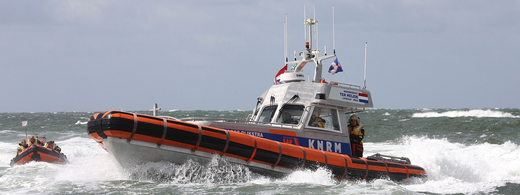 Reddingboot George Dijkstra