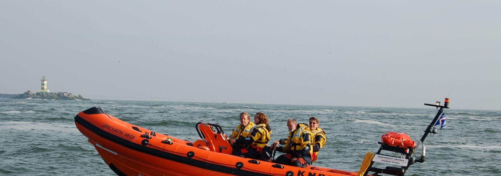 Reddingboot Corrie-Dijkstra-van Elk