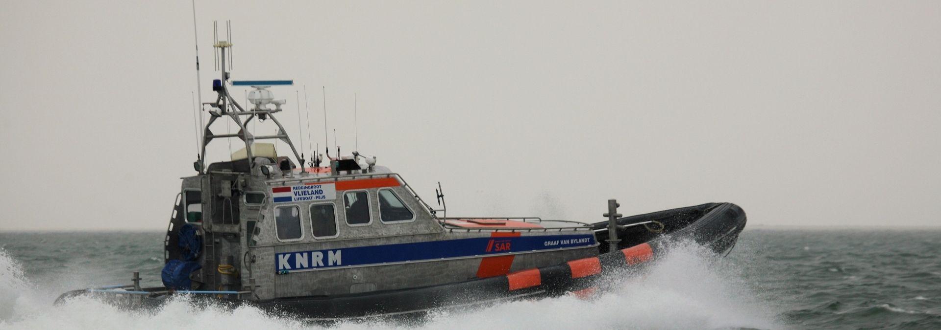 Reddingboot Graaf van Bylandt