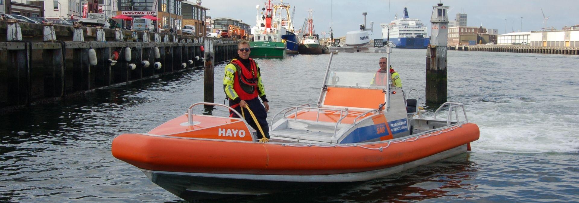 Reddingboot Hayo