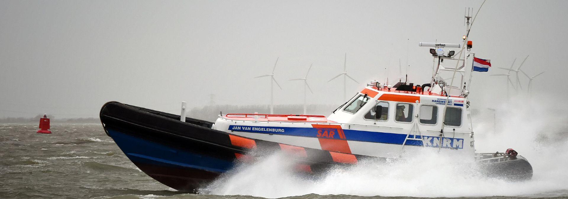 Reddingboot Jan van Engelenburg
