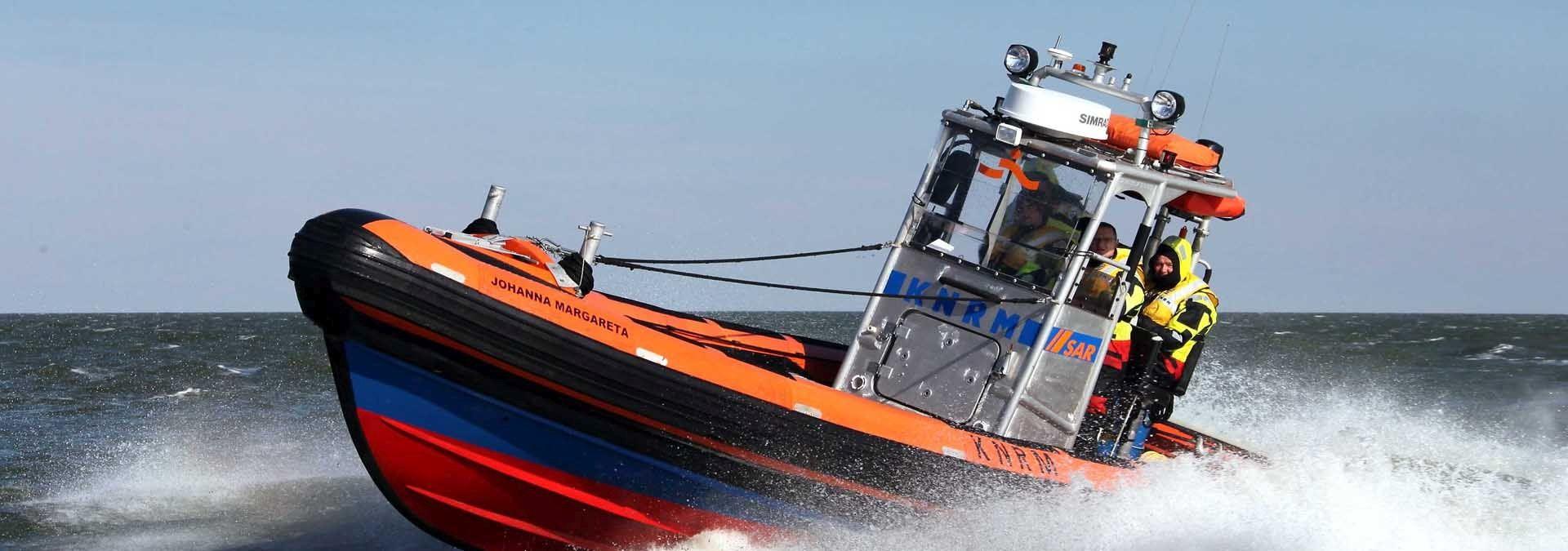 Reddingboot Johanna Margaretha
