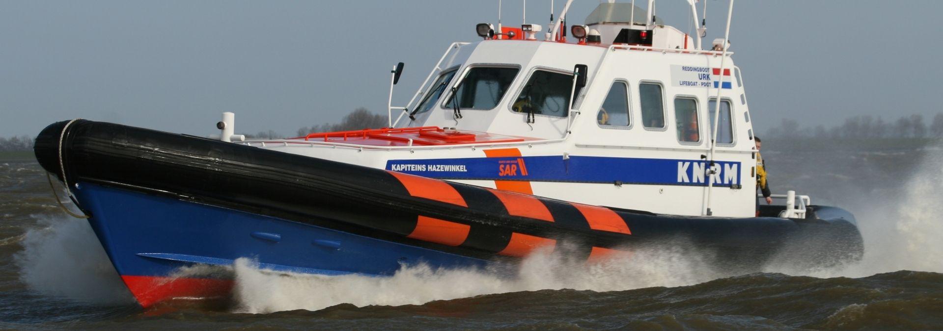 Reddingboot Kapitein Hazewinkel