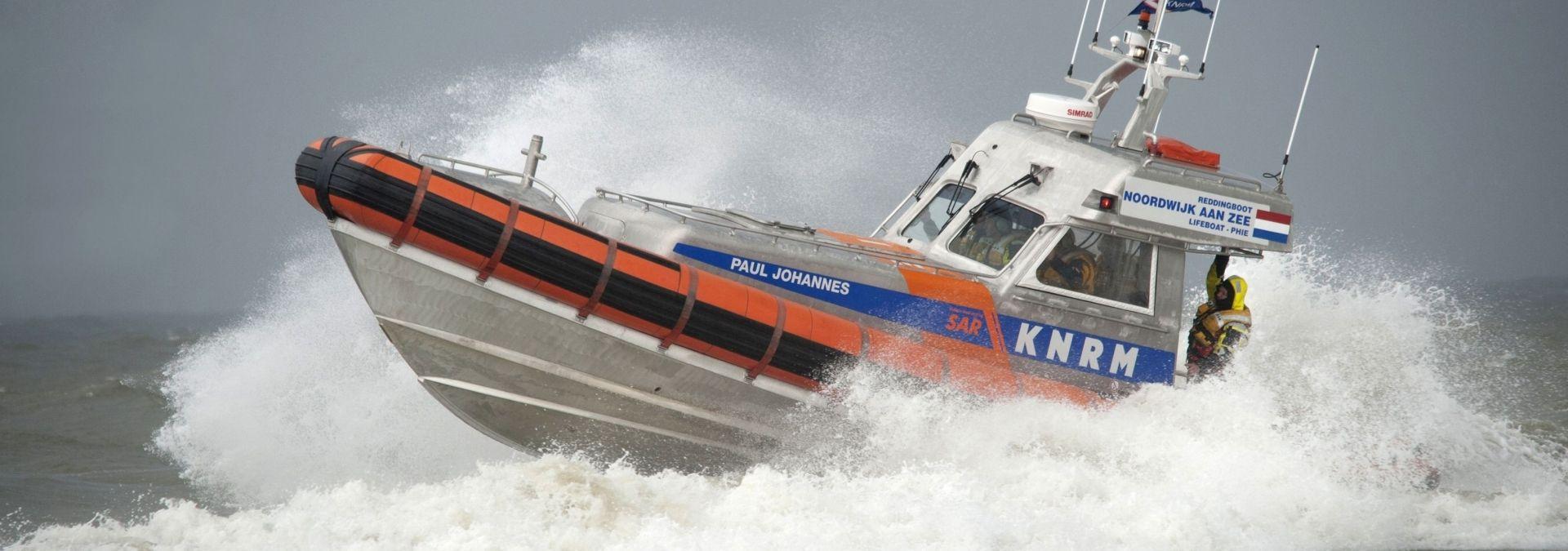 Reddingboot Paul Johannes