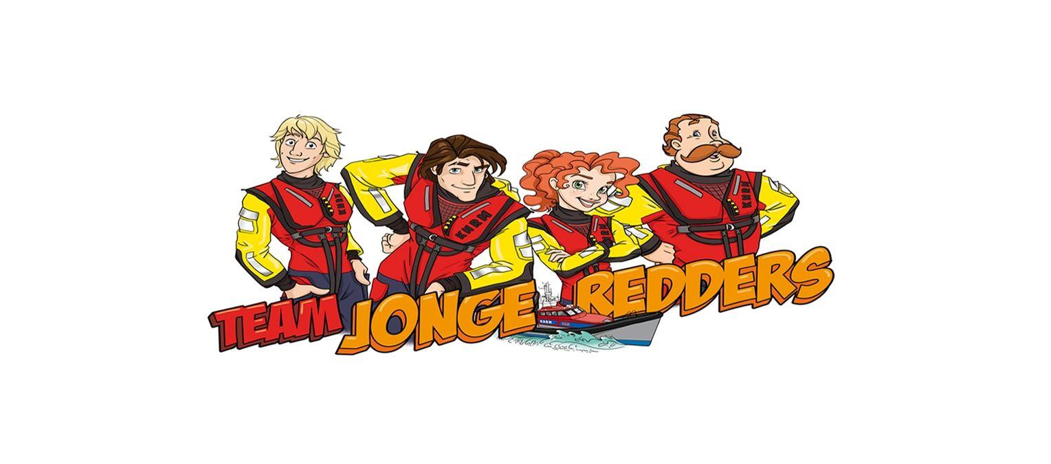 Team Jonge redders