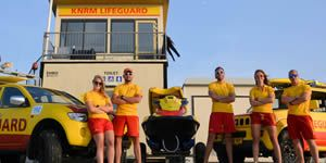 Lifeguards locaties