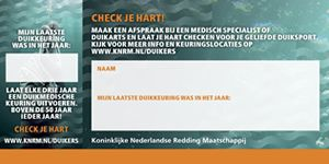 Pasje Keytag Campagne Duikers